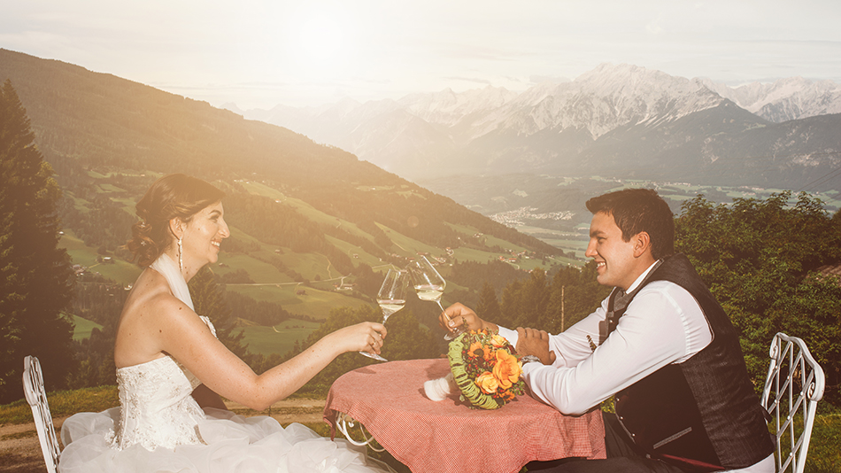 Daniela & Clemens aus Tirol