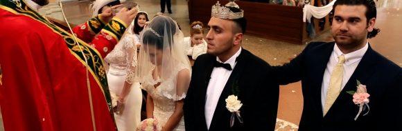 Hochzeitsvideo Wien – Aramäische Hochzeit