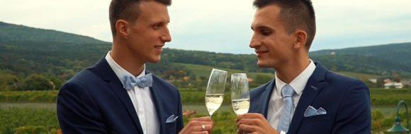 Hochzeitsfilm – Lukas & Bernhard aus Wien