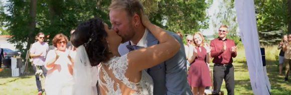 Hochzeitsfilm Gotha – Marryoke – Luisa & Alex